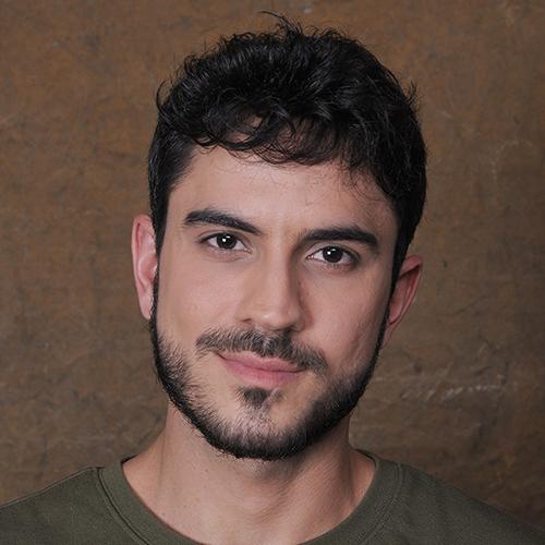 1990 / Pedro R. / ator